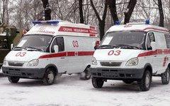В Ярославской области обновили автопарк «скорой помощи»