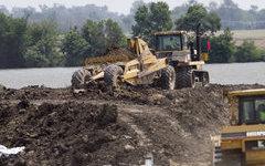 Строительство Красногорского гидроузла завершат в 2014 году