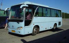 Экологически чистые автобусы пополнят автопарки Оренбуржья