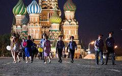 Парк Горького станет главной площадкой выпускного 2013