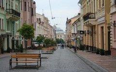 В столице появится 19 новых пешеходных зон