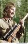 Зиба Ганиева - первая азербайджанская женщина-снайпер